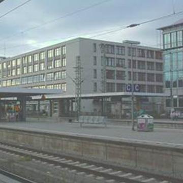 Bf München – Ostbahnhof